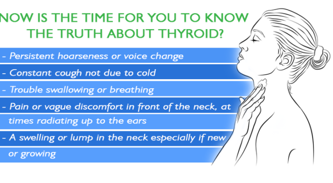 Now Is the time for you to know the truth about Thyroid?