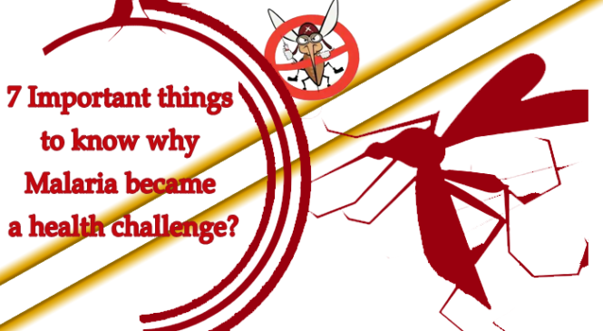 7 Important things to know why Malaria became a health challenge?